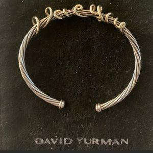 """Whispers """"I Love You"""" Bracelet"""